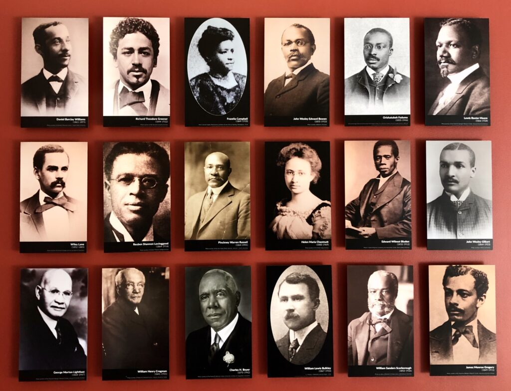 Black Classicists Mural Mosaic Installation