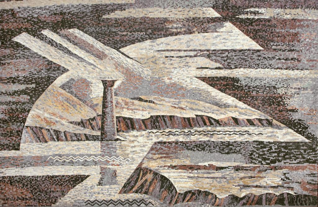 Pillars of Herakles Left Panel