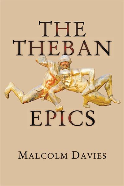 Cover Davies Theban Epics