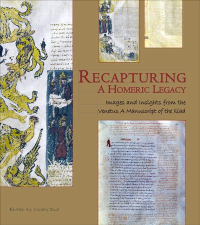 Cover Recapturing Homeric Legacy