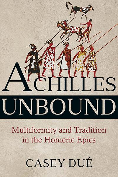 Cover Dué Achilles Unbound