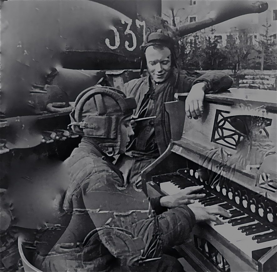 QP Bershadsky piano